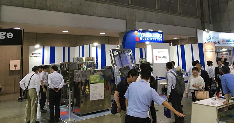 【展示会出展御礼】バルクシステム「第30回インターフェックスジャパン」