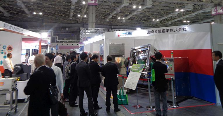 【展示会出展御礼】バルクシステム「粉体工業展大阪」