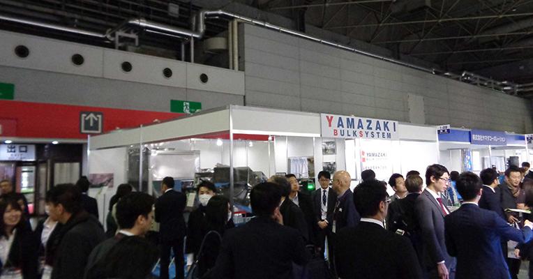 【展示会出展御礼】バルクシステム「インターフェックス大阪」