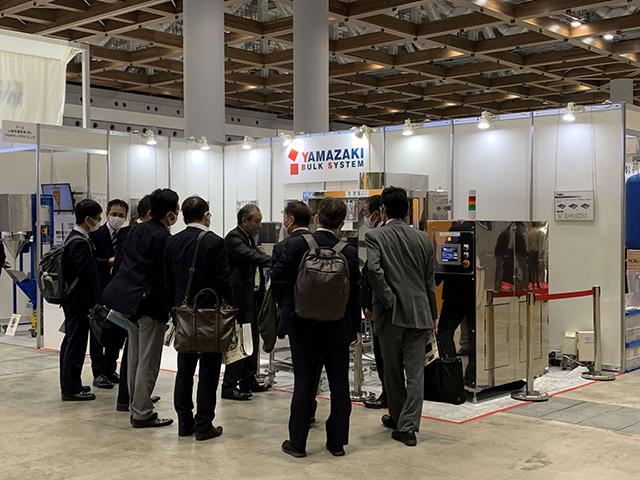 【展示会出展御礼】バルクシステム「粉体工業展東京」