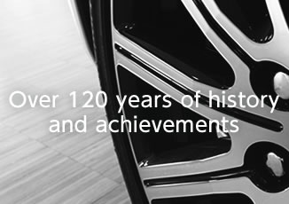 Over 120 years of history and achievements