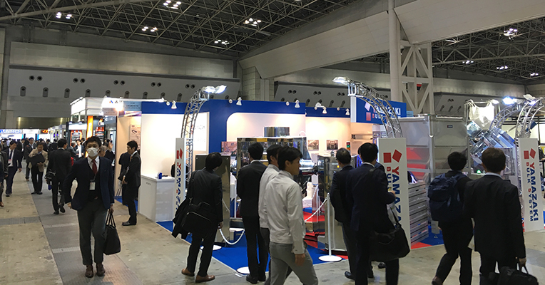 【展示会出展御礼】バルクシステム「国際粉体工業展 東京2018」